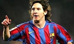 Messi focista