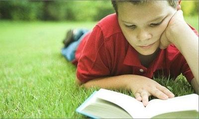 gyerek olvas