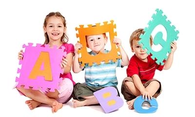gyerekek betű