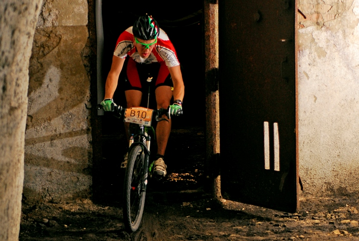 földalatti kerékpár