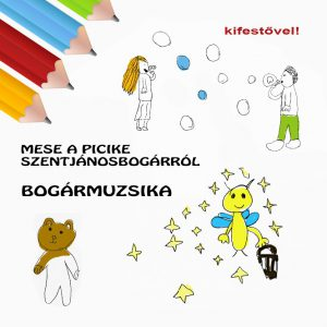 Bogá Muzsika borító